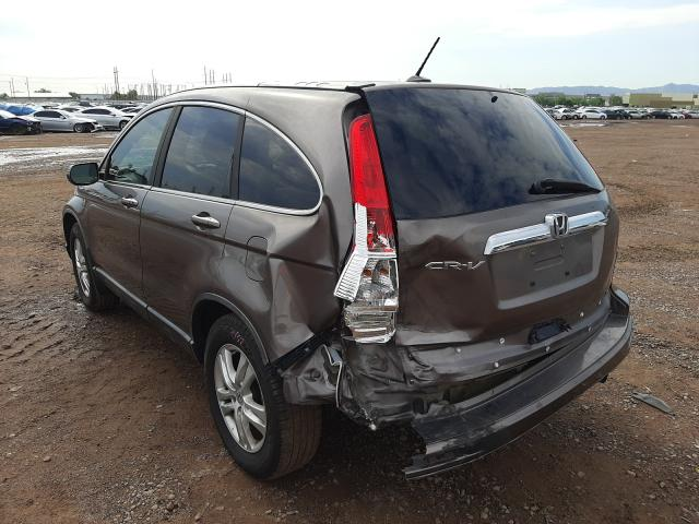 2010 HONDA CR-V EXL 5J6RE3H78AL042468