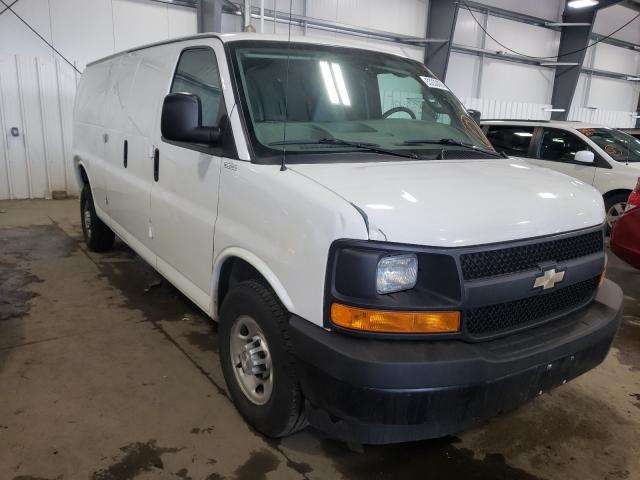 Vehiculos salvage en venta de Copart Ham Lake, MN: 2017 Chevrolet Express G2