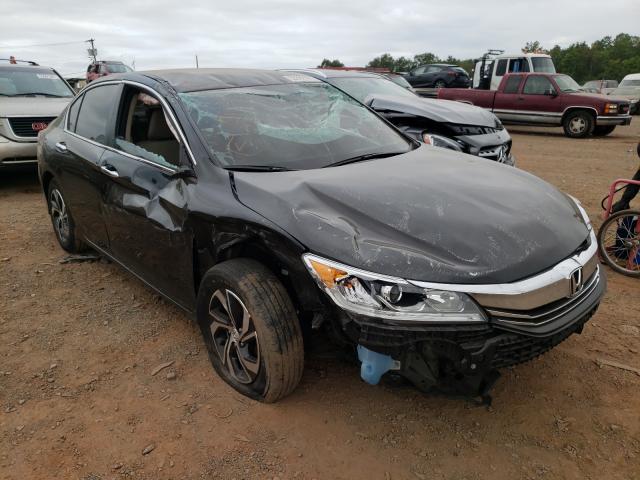 Vehiculos salvage en venta de Copart Grantville, PA: 2017 Honda Accord LX