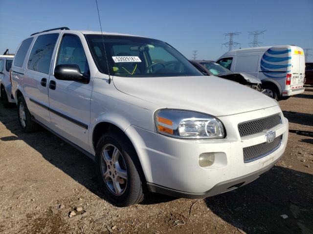 Chevrolet Uplander Vehiculos salvage en venta: 2008 Chevrolet Uplander