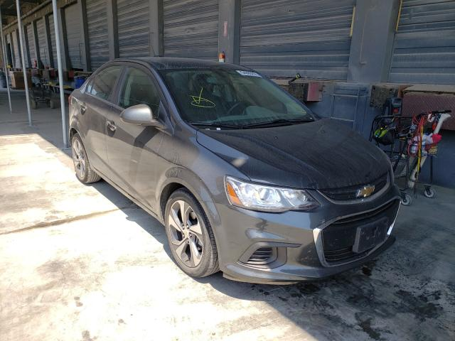 Rental Vehicles for sale at auction: 2020 Chevrolet Sonic Premium