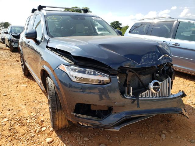 Salvage cars for sale from Copart China Grove, NC: 2018 Volvo XC90 T6