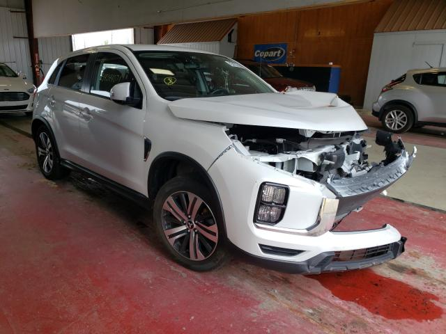 Rental Vehicles for sale at auction: 2020 Mitsubishi Outlander