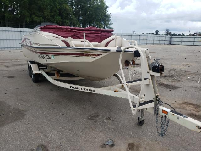 Fishmaster salvage cars for sale: 2000 Fishmaster Boat