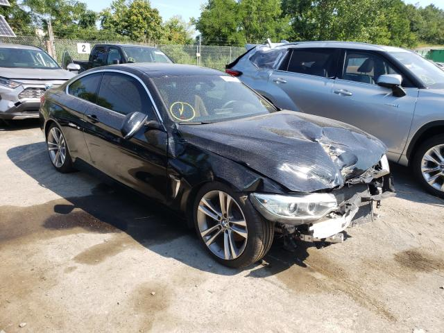 Vehiculos salvage en venta de Copart Marlboro, NY: 2017 BMW 430I