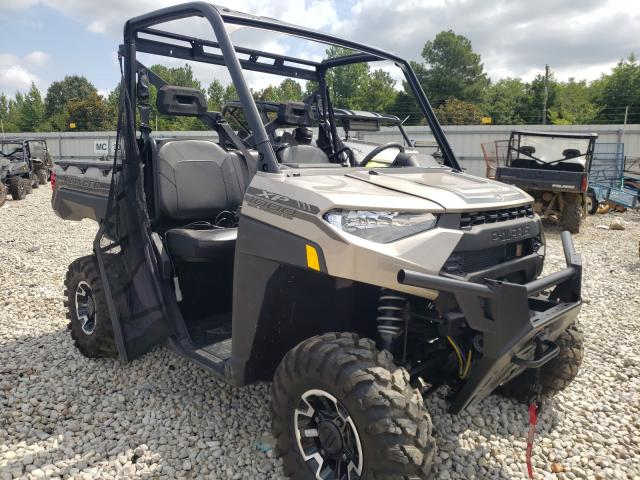 Salvage motorcycles for sale at Memphis, TN auction: 2018 Polaris Ranger XP