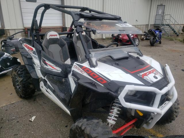 Salvage cars for sale from Copart Louisville, KY: 2014 Polaris RZR 1000 X