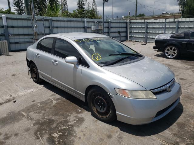 Vehiculos salvage en venta de Copart Miami, FL: 2006 Honda Civic LX