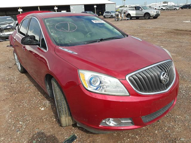 Salvage cars for sale from Copart Phoenix, AZ: 2013 Buick Verano