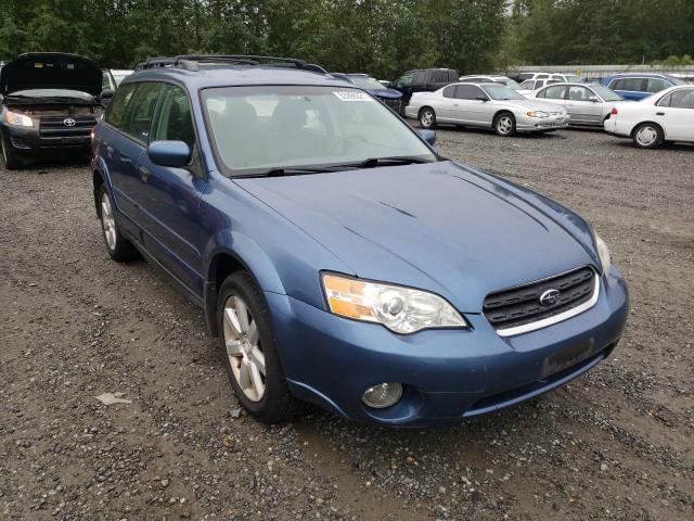 2007 Subaru Legacy Outback en venta en Arlington, WA