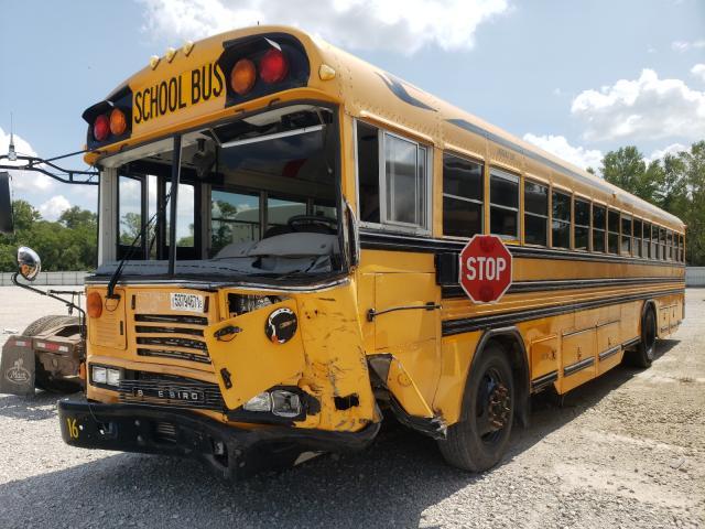 2007 BLUEBIRD  SCHOOL BUS