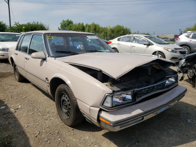 Salvage cars for sale from Copart Indianapolis, IN: 1988 Oldsmobile 98 Regency