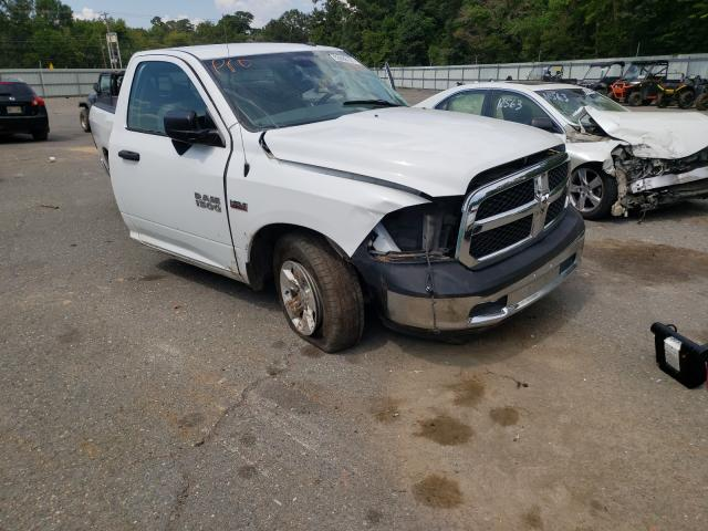 Salvage cars for sale from Copart Shreveport, LA: 2016 Dodge RAM 1500 ST