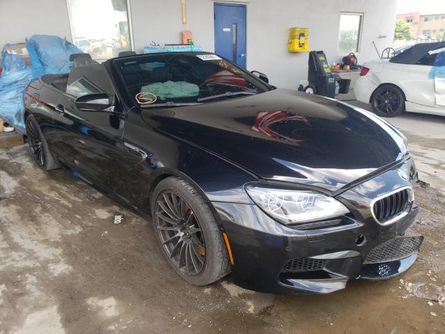 BMW M6 salvage cars for sale: 2014 BMW M6