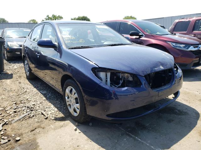 Vehiculos salvage en venta de Copart Cudahy, WI: 2010 Hyundai Elantra BL