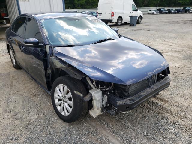 Salvage cars for sale at Shreveport, LA auction: 2015 Volkswagen Passat S