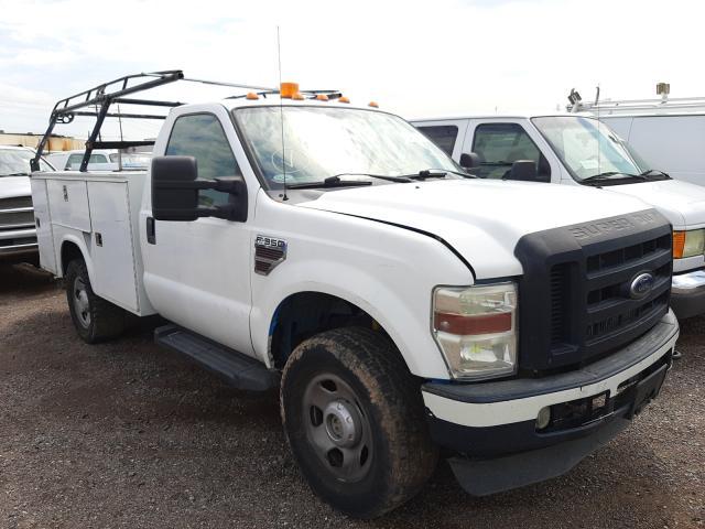 Vehiculos salvage en venta de Copart Phoenix, AZ: 2008 Ford F350 SRW S
