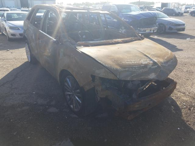 Lincoln MKX salvage cars for sale: 2011 Lincoln MKX