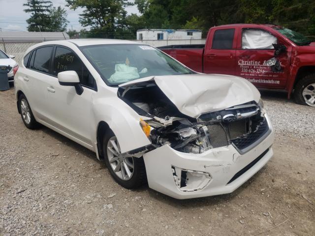 Vehiculos salvage en venta de Copart Northfield, OH: 2013 Subaru Impreza PR