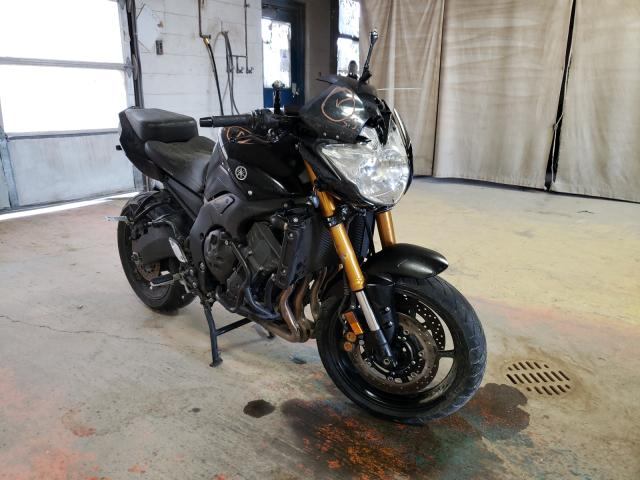 Salvage cars for sale from Copart Indianapolis, IN: 2011 Yamaha FZ8 N