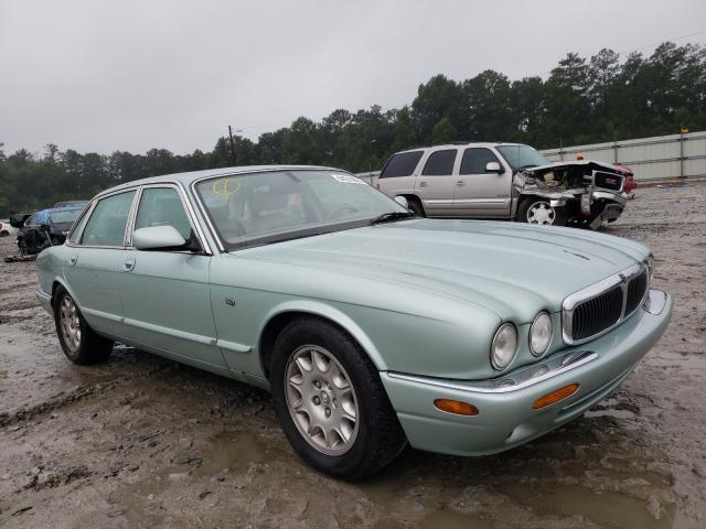 Jaguar XJ8 salvage cars for sale: 2001 Jaguar XJ8