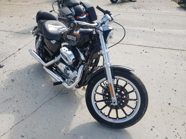 Salvage cars for sale from Copart Cicero, IN: 2009 Harley-Davidson XL1200 L
