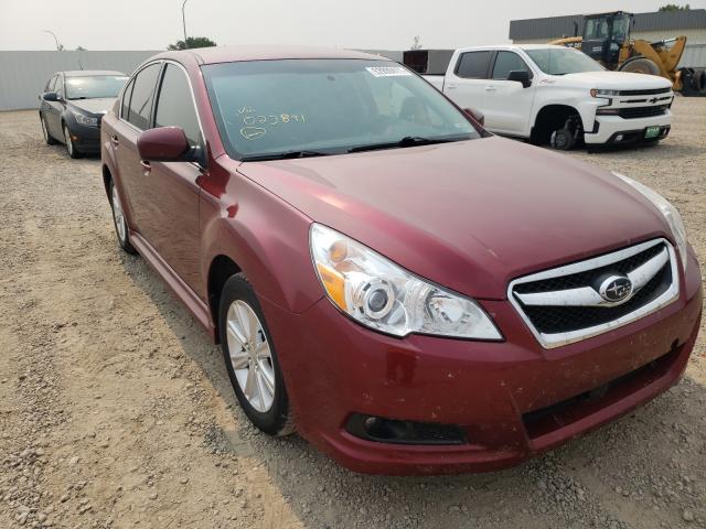 Vehiculos salvage en venta de Copart Bismarck, ND: 2012 Subaru Legacy 2.5
