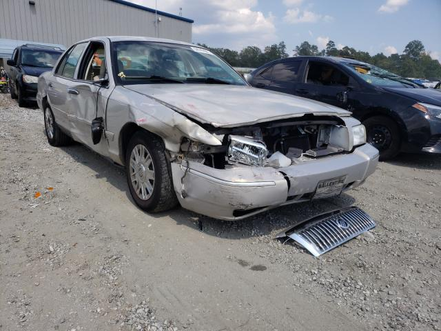 Mercury salvage cars for sale: 2006 Mercury Grand Marq