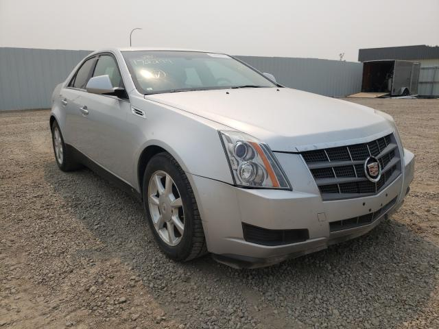 Vehiculos salvage en venta de Copart Bismarck, ND: 2009 Cadillac CTS
