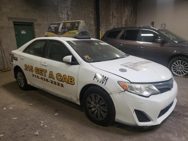 Salvage 2013 TOYOTA CAMRY - Small image. Lot 46939401