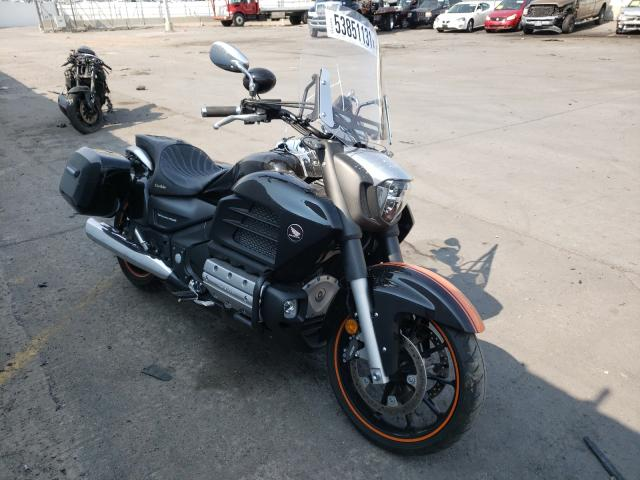 Salvage cars for sale from Copart Littleton, CO: 2014 Honda GL1800 C