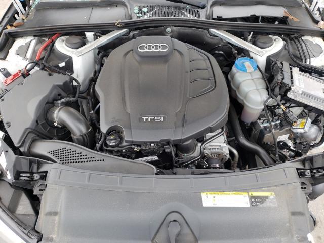 2017 AUDI A4 ULTRA P WAUGMAF49HN049633