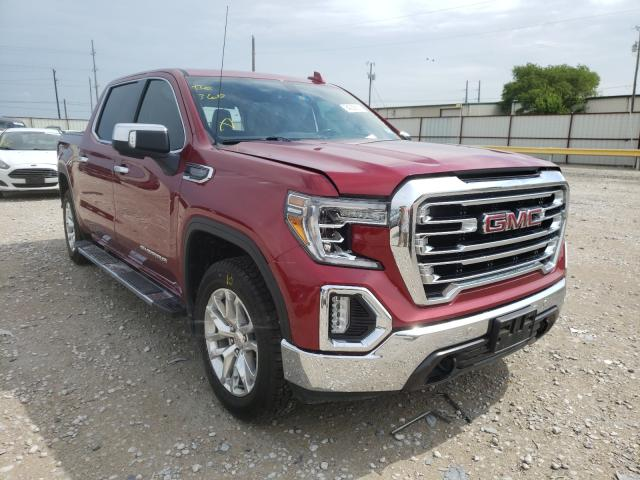 Salvage cars for sale from Copart Haslet, TX: 2019 GMC Sierra K15
