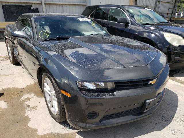 Salvage cars for sale from Copart Corpus Christi, TX: 2015 Chevrolet Camaro