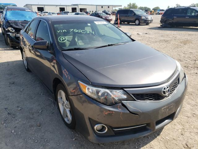 Salvage cars for sale from Copart Kansas City, KS: 2014 Toyota Camry L