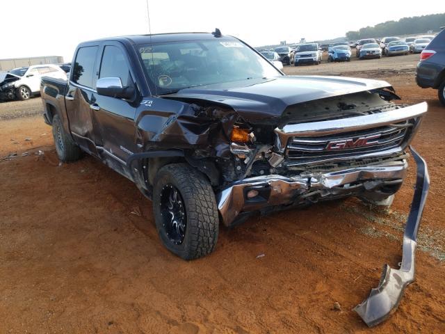 Vehiculos salvage en venta de Copart Longview, TX: 2015 GMC Sierra K15