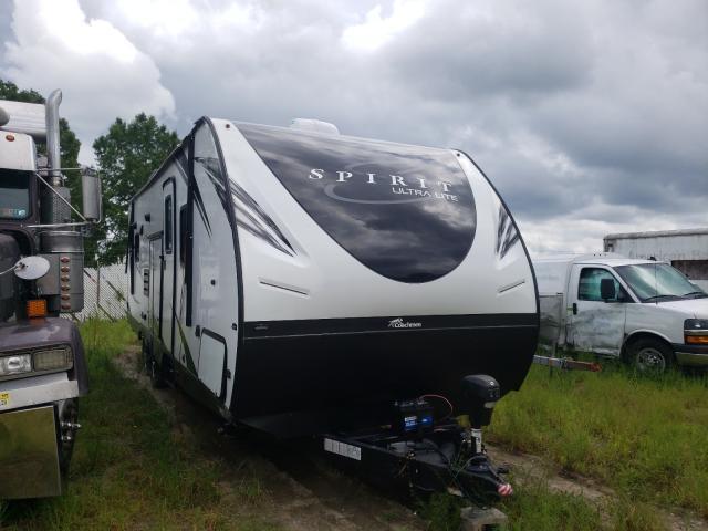 Coachmen Vehiculos salvage en venta: 2020 Coachmen Trailer