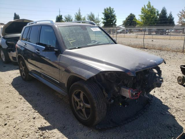 Salvage cars for sale from Copart Eugene, OR: 2010 Mercedes-Benz GLK 350 4M