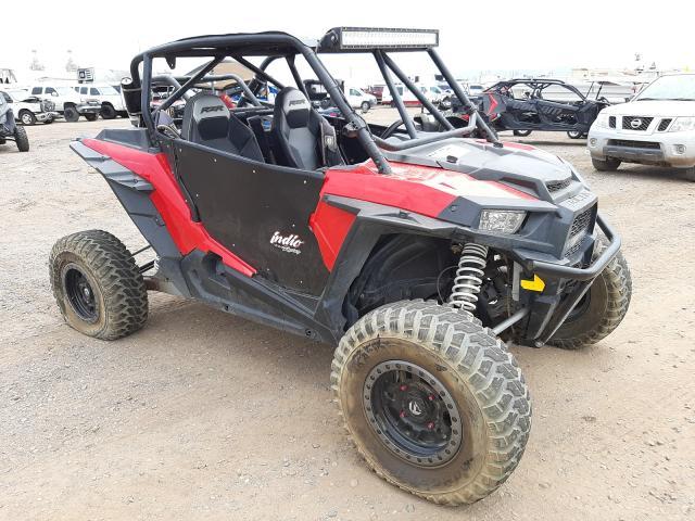 Salvage motorcycles for sale at Phoenix, AZ auction: 2015 Polaris RZR XP 100