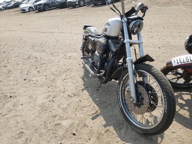 Harley-Davidson XL1200 S salvage cars for sale: 2001 Harley-Davidson XL1200 S