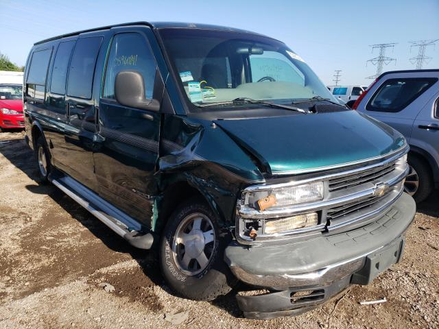 Vehiculos salvage en venta de Copart Elgin, IL: 1998 Chevrolet Express G1