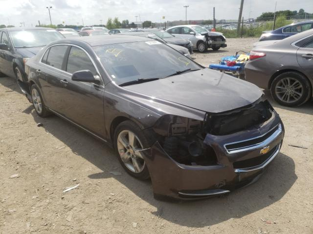Salvage cars for sale from Copart Indianapolis, IN: 2011 Chevrolet Malibu 2LT