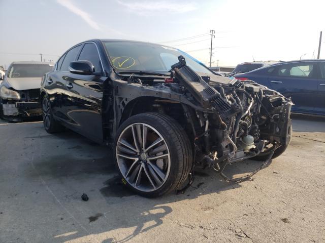 Infiniti Vehiculos salvage en venta: 2017 Infiniti Q50 Premium
