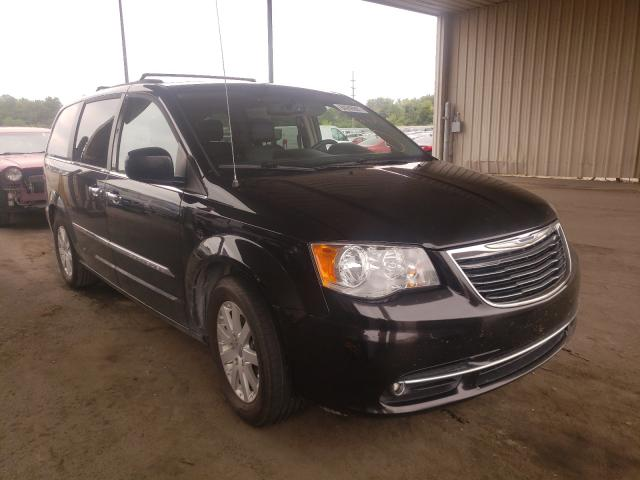 Salvage cars for sale from Copart Fort Wayne, IN: 2015 Chrysler Town & Country