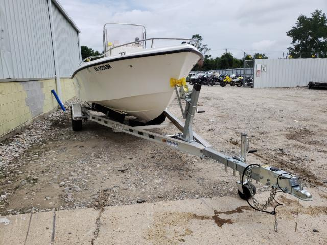 Salvage boats for sale at Hampton, VA auction: 2008 Chaw Boat