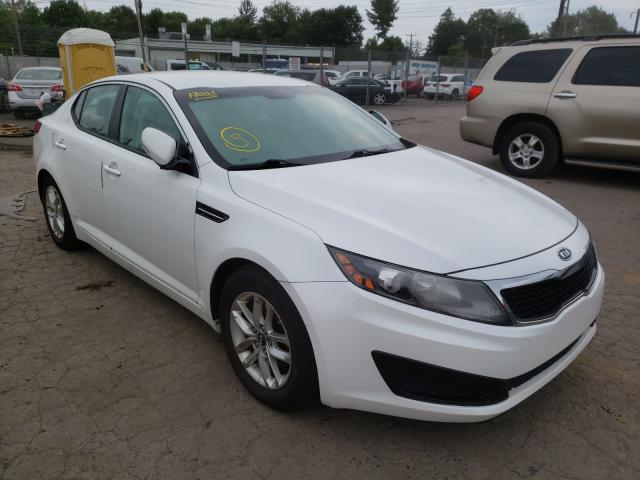 KIA salvage cars for sale: 2011 KIA Optima LX