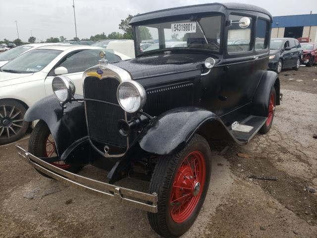 FORD MODEL A 1931 1