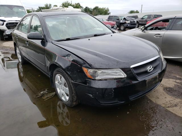 Vehiculos salvage en venta de Copart Pennsburg, PA: 2008 Hyundai Sonata GLS