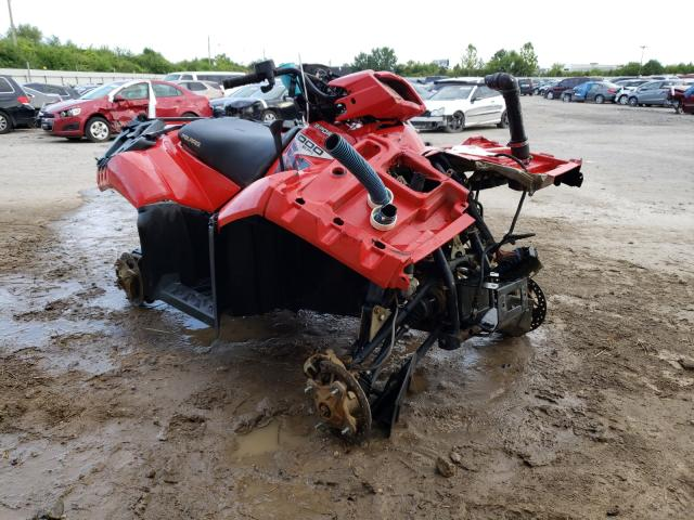 Salvage cars for sale from Copart Indianapolis, IN: 2016 Polaris Sportsman