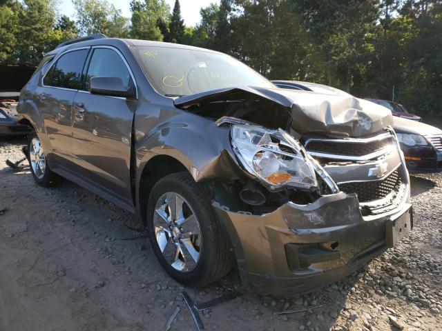 Salvage cars for sale from Copart Ham Lake, MN: 2012 Chevrolet Equinox LT